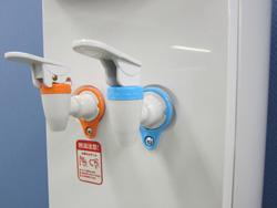 クリクラウォーターサーバー用、温水コック回転防止リング